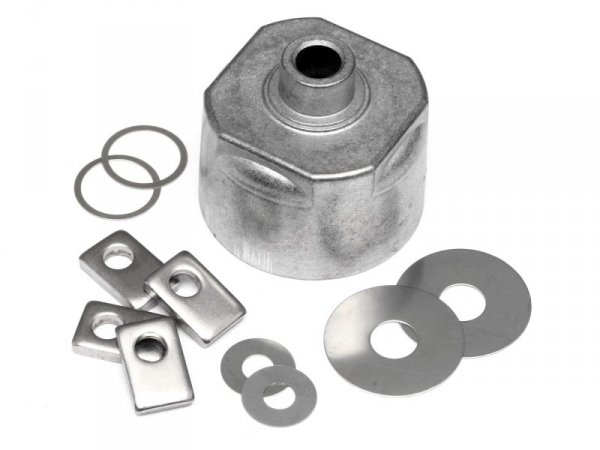 ALLOY DIFF CASE 86827