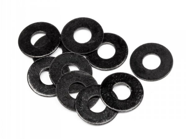WASHER 3x8mm (10pcs) Z224
