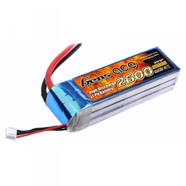Gens Ace 2500mAh 11.1V 50C Akumulator