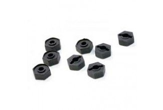 Hex. Nut For Wheel Rims* 8pcs HSP/02100