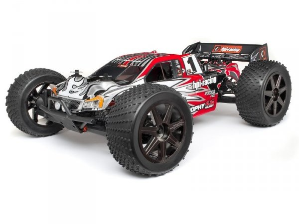 TRIMMED & PAINTED TROPHY TRUGGY 2.4GHZ RTR BOD