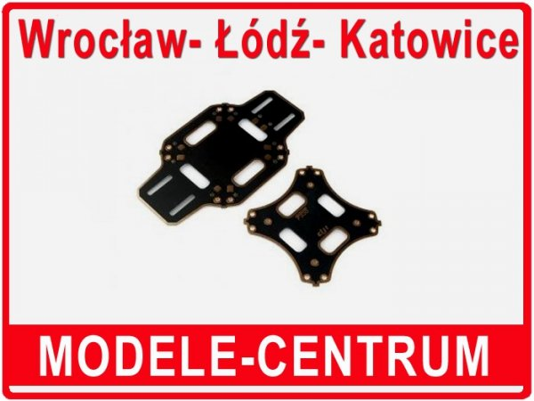 F450 central board 2pcs upper+lower