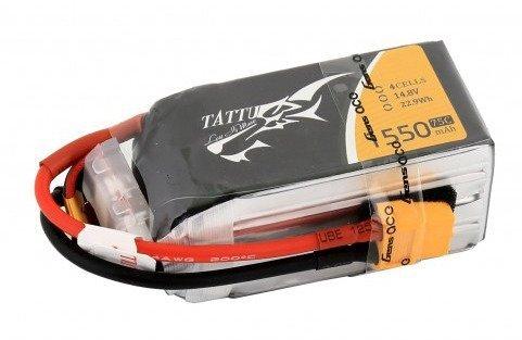 Akumulator Tattu 1550mAh 14.8V 75C 4S1P