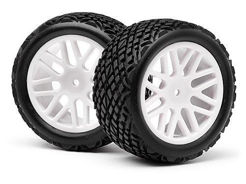 KOŁA BUGGY TYŁ Rear Wheel With Tyre  - MV22707