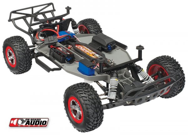 TRAXXAS 1/10 Slash Pro 2WD - AUDIO