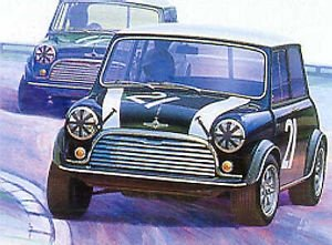 TAMIYA 24130 [1:24] Morris Mini Cooper Racing
