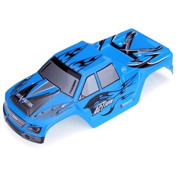 Niebieska Kabina Car Shell Blue Wl Toys