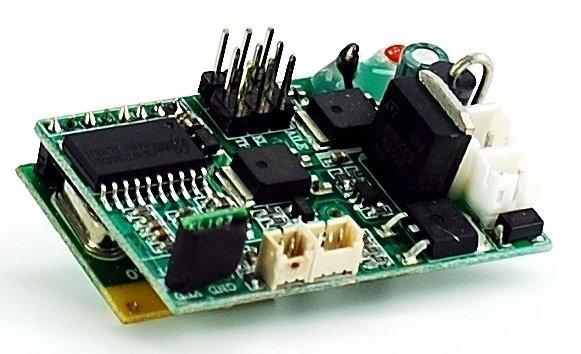 Elektronia (płytka)  2,4Ghz F645