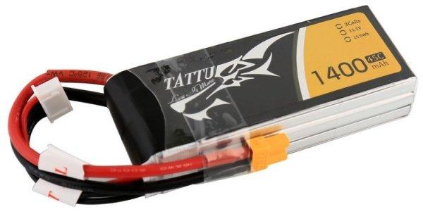 Akumulator Tattu 1400mAh 11,1V 45C 3S1P