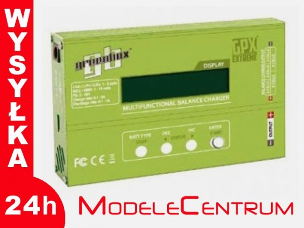Ładowarka GPX Greenbox Extreme
