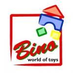 Drewniane zabawki BINO
