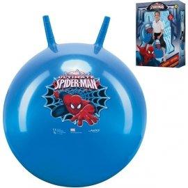 Piłka do skakania z uchwytem SpiderMan