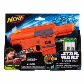 Star Wars S1 RP Seal communicator green blaster