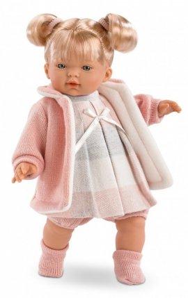 Lalka płacząca Aitana 33 cm