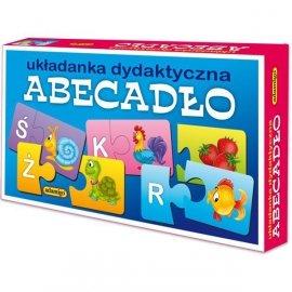 2f23b64edad6d2 Adamigo gry dla dzieci, układanki, memory, bystre oczko, sylaby ...