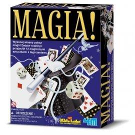 Zestaw sztuczek magicznych