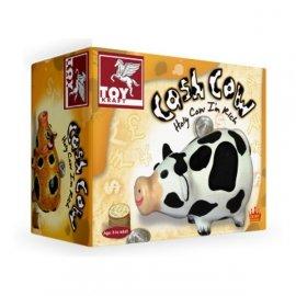 Skarbonka krowa do dekoracji, Cash Cow