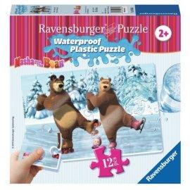 12 elementów, Masza i niedźwiedź Na lodzie
