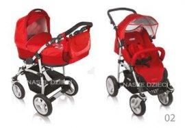 BABY DESIGN DREAMER 03 Wózek uniwersalny