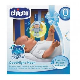 CHICCO 024262 Muzyczny księżyc niebieski