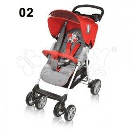 BABY DESIGN PONY NEW 02 Wózek Spacerowy