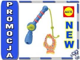 ALEX A807 Zabawki Wędkowanie w kąpieli