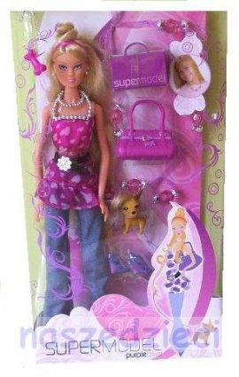 SIMBA 5737295 Supermodel Purplelover