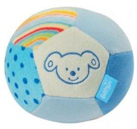 FEHN FE099386 Mała piłka z grzechotką - Piesek - kolekcja Bubbly