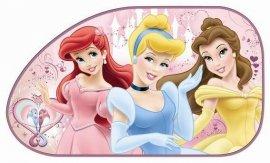 Zasłonki przeciwsłoneczne duże Księżniczki - Disney 2 szt