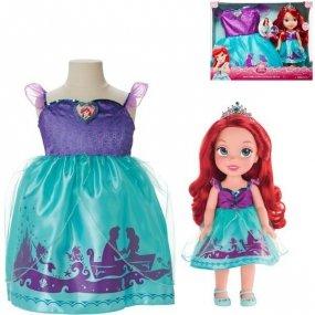 Arielka + sukienka dla dziewczynek