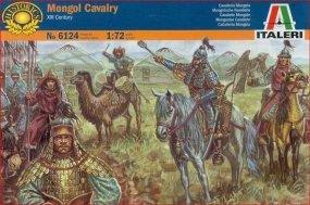 XIII TH.Century Mongol Cavalry