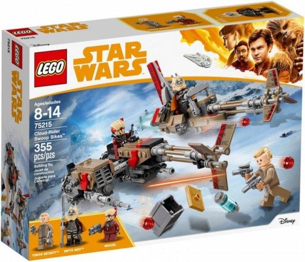 LEGO Polska Klocki Star Wars Skutery Jeźdźców Chmur
