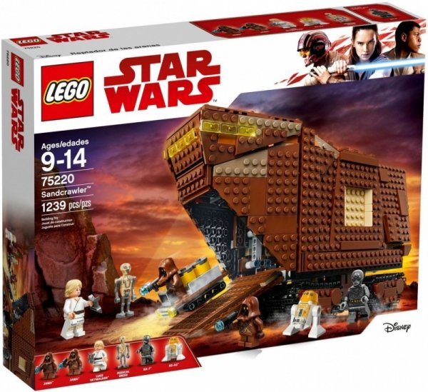 LEGO Polska Klocki Star Wars Sandcrawler