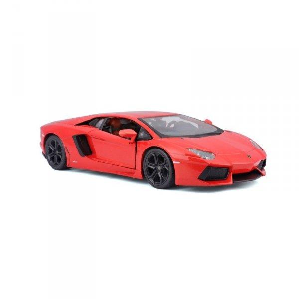 Lamborghini Aventador LP700-4 Pomarańczowy