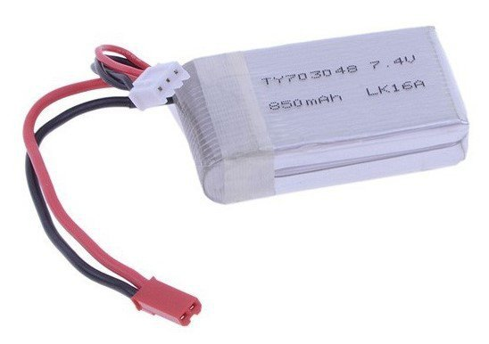V912-21 Battery - Bateria Pakiet Akumulator 7,4V 850mah