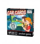 TREFL GRA CAR CARDS 4+