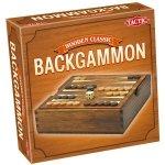 TACTIC GRA WOODEN CLASSIC  BACKGAMMON 7+
