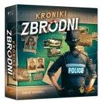 FOXGAMES GRA KRONIKI ZBRODNI 12+