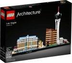 LEGO ARCHITECTURE LAS VEGAS 21047 12+