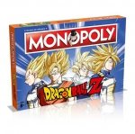 WINNING MOVES MONOPOLY DRAGON BALL Z 8+