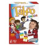 HASBRO GRA TABOO JUNIOR 8+