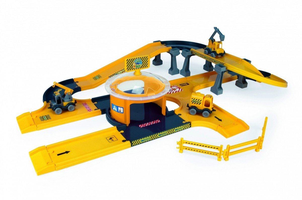 Wader Garaż Budowa Kid Cars 3d 12m Domki Garaże Parkingi