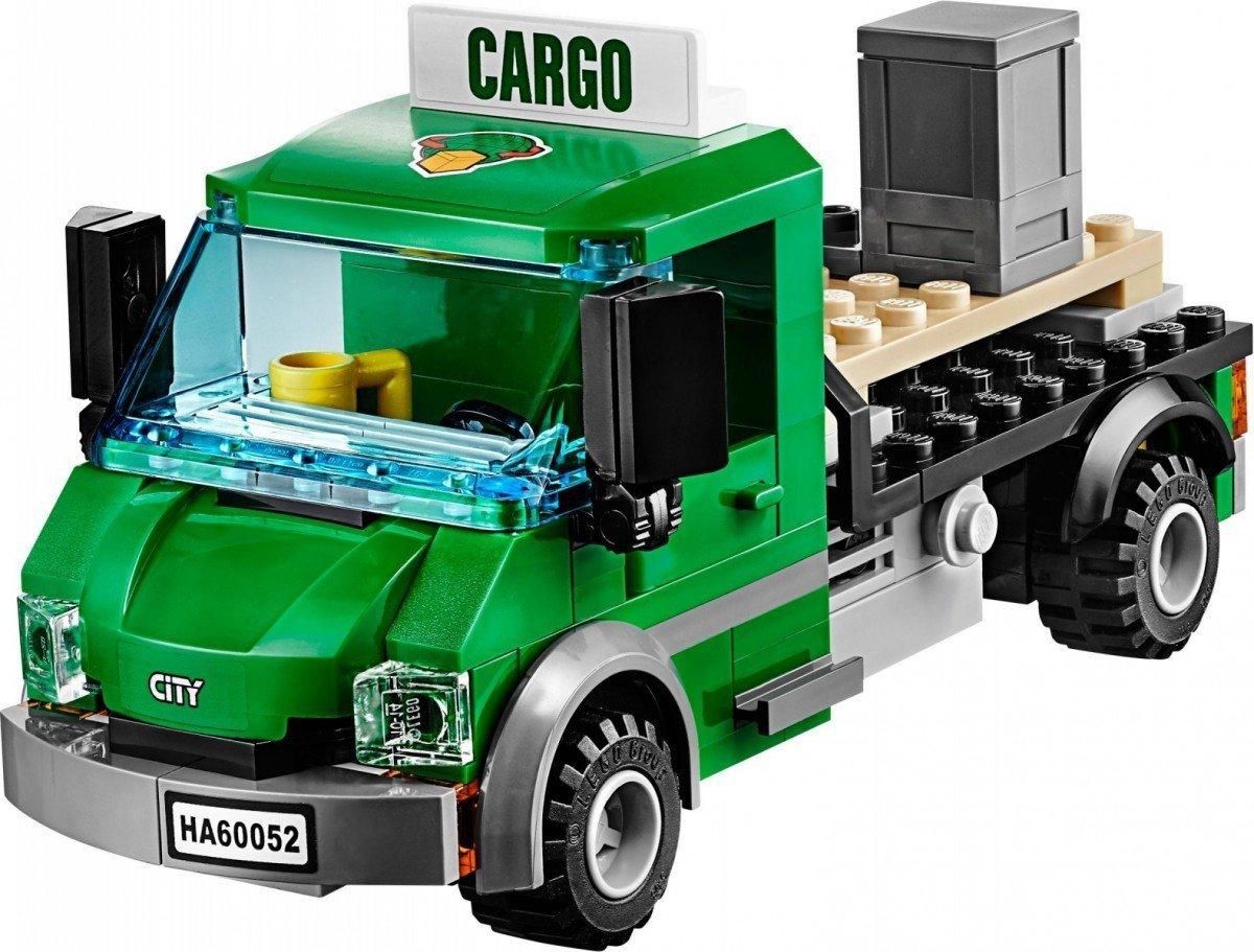 Lego City Pociag Towarowy 60052 6 City Lego Malakopl