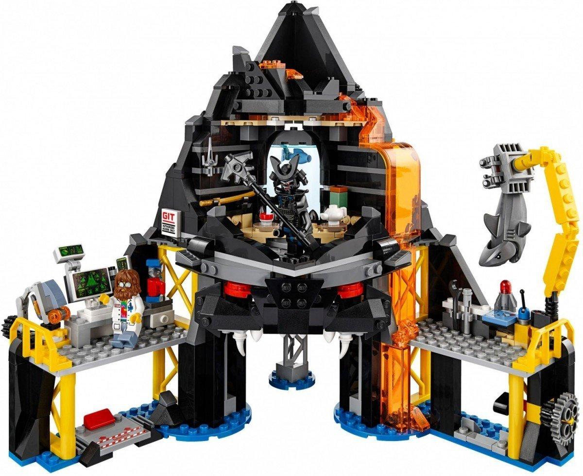 Lego Ninjago Wulkaniczna Kryjówka Garmadona 70631 8 Ninjago