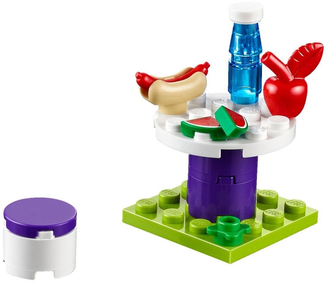 Lego Friends Kolejka Górska W Parku Rozrywki 41130 8 Friends