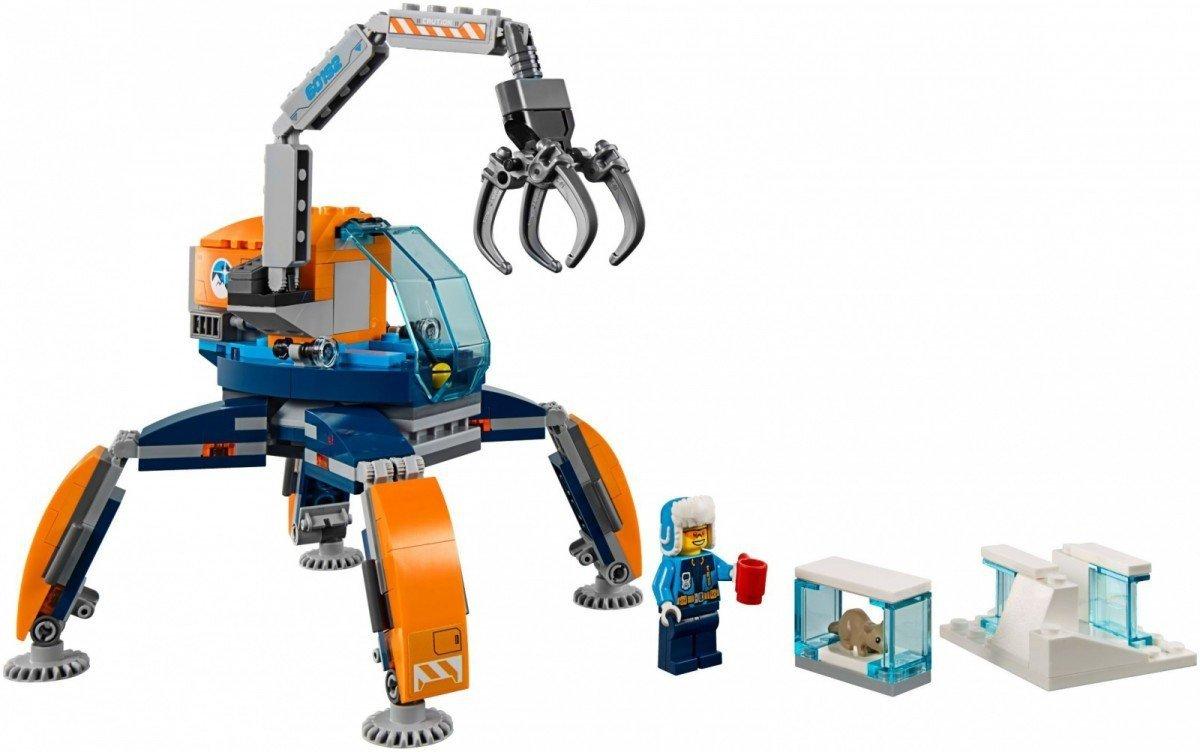Lego City Arktyczny łazik Lodowy 60192 6 City Lego Malakopl