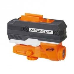 HASBRO NERF MODULUS TARGETING LIGHT BEAM B7170 8+