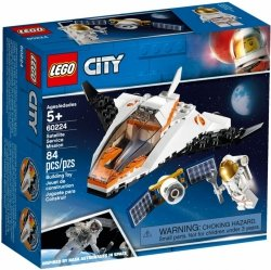 LEGO CITY NAPRAWA SATELITY 60224 5+