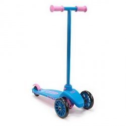 LITTLE TIKES LEAN TO TURN SCOOTER BLUE/PINK 2+