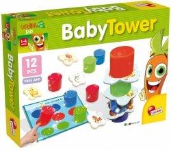 LISCIANIGIOCHI BABY TOWER 12M+
